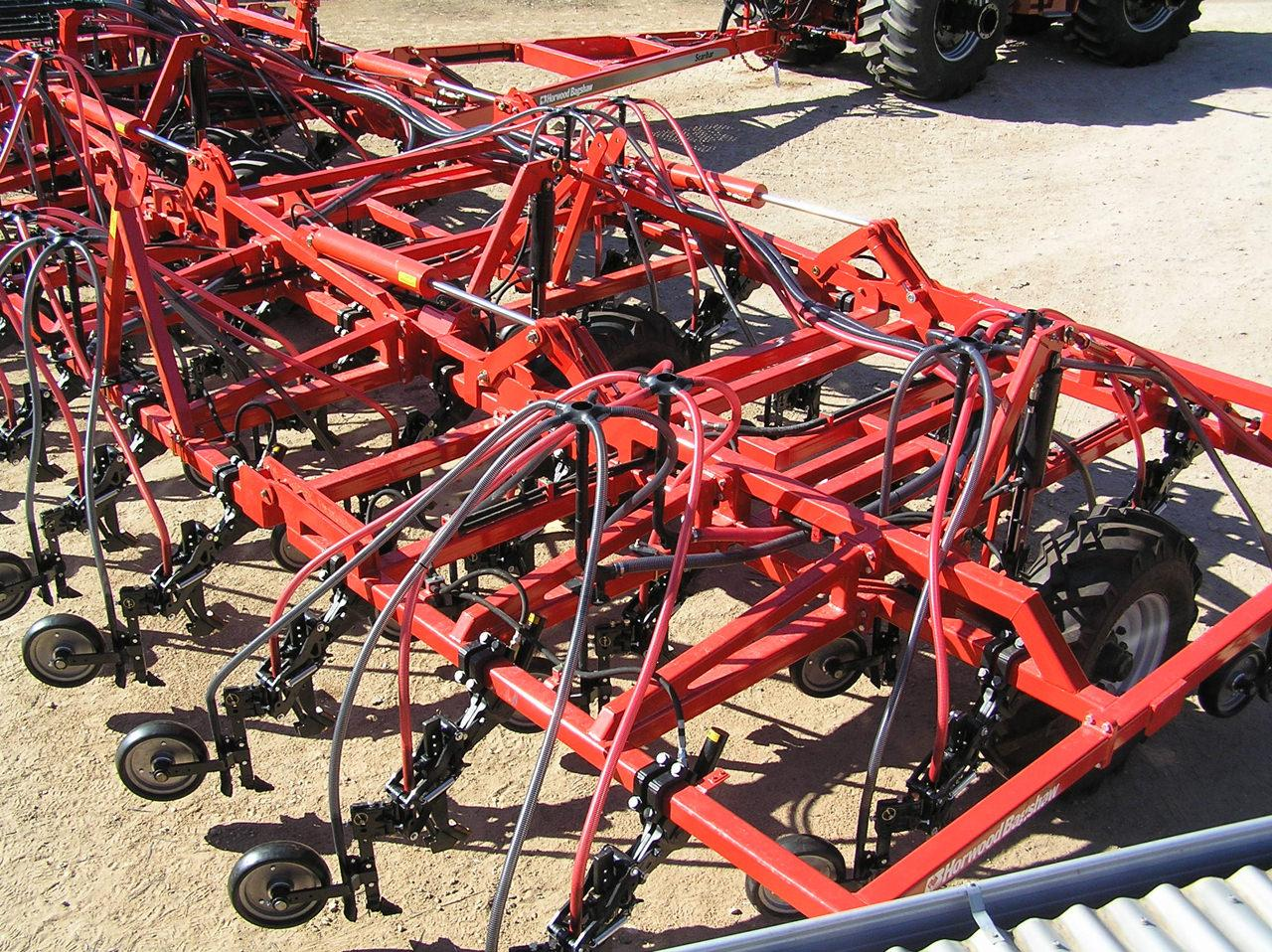 Horwood Bagshaw Seeder Smallaire Components