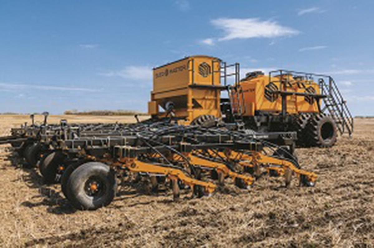 SeedMaster with complete Smallaire Components